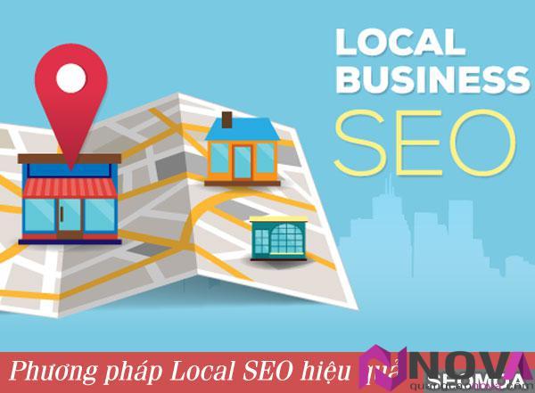 Phương pháp và các bước SEO Google Map - Local SEO